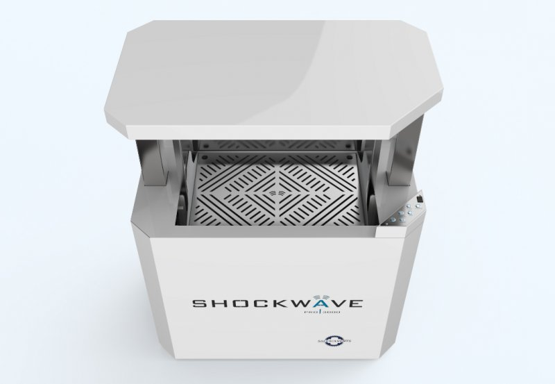 Shockwave Pro 3000 Porsche Parts Washer